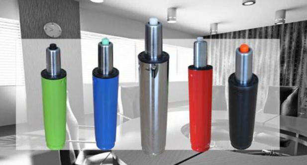 Установка мебельных газовых амортизаторов