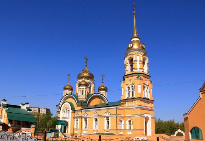 храм всех святых липецк