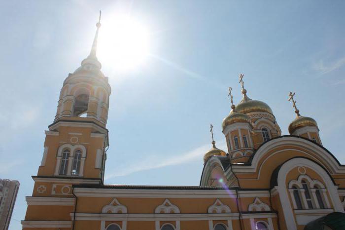 храм всех святых липецк история