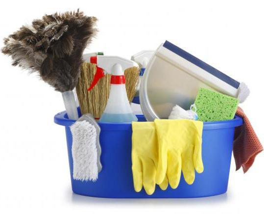 проведение генеральной уборки