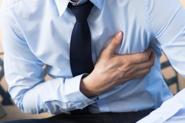 опухоль сердца симптомы