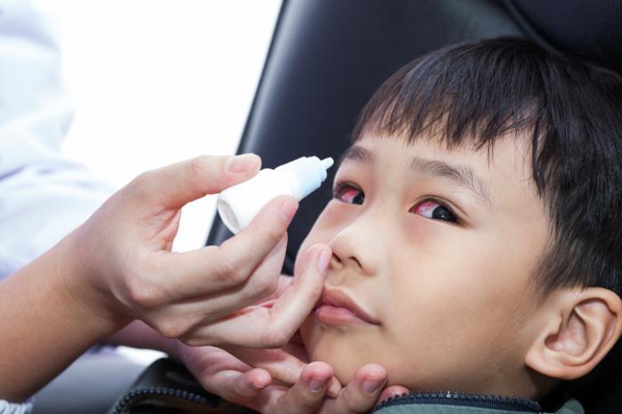 {amp}quot;Левомицетин{amp}quot; глазные для детей инструкция