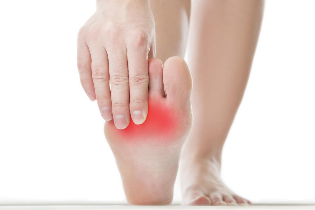 бурсит стопы симптомы и лечение