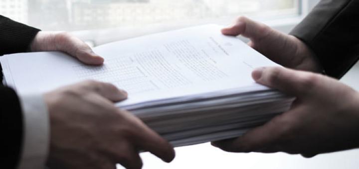 Документы курьера: индивидуальная разнарядка, накладная, бланк заказа, правила доставки документов и условия работы курьера
