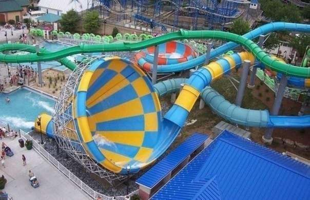 аквапарк казанский фото
