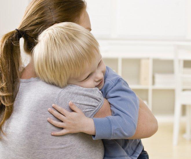 молитва матери о здоровье ребенка