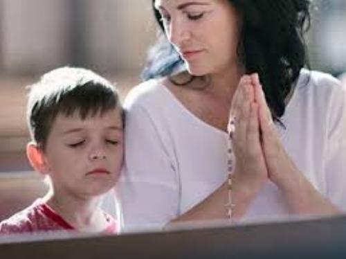молитва от болезни детей