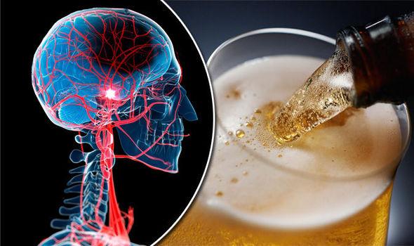 инсульт и алкоголь последствия