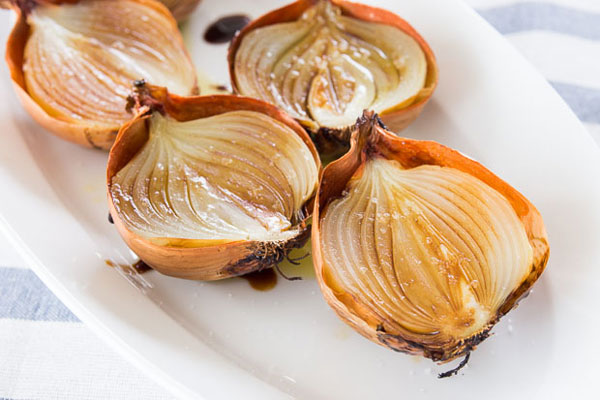 Запеченный лук от фурункула