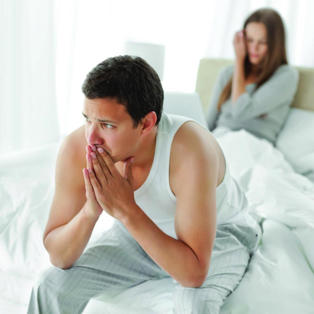erectile dysfunction and lack of ejaculation