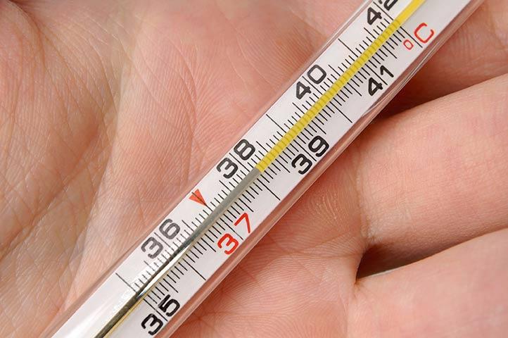 погрешность ртутного градусника