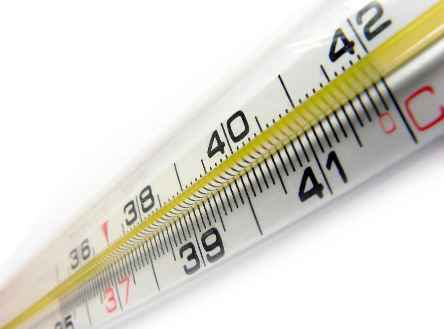 цена деления ртутного градусника
