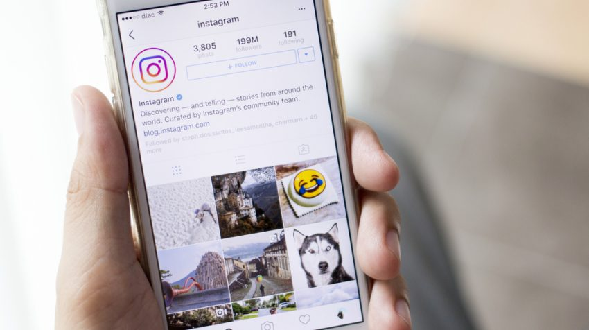 how to make an Instagram account a business page