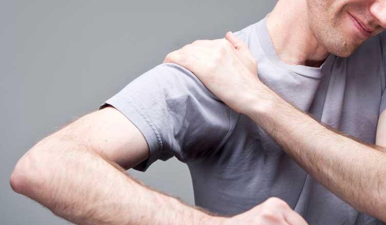 вколоченный перелом хирургической шейки плечевой кости