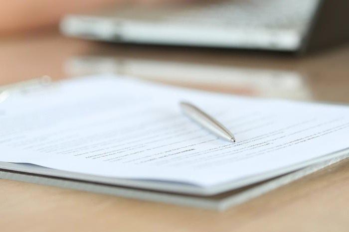 заполнение трудового договора образец