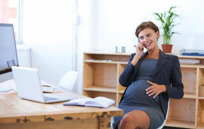 Если временный работник беременный 56