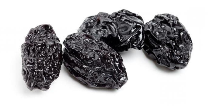 полезные свойства чернослива сушеного для женщин