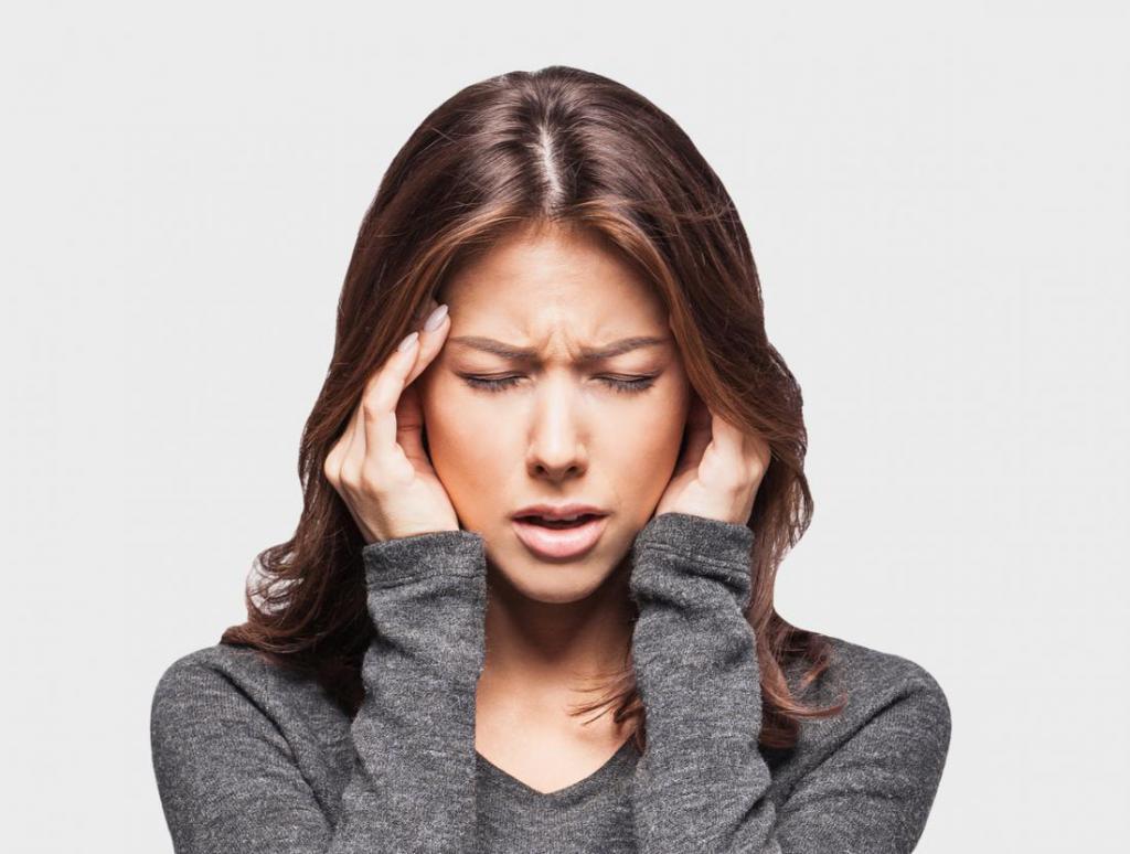 Вазоспазм сосудов головного мозга, симптомы