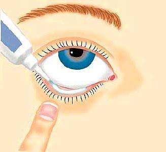 глазная мазь от конъюнктивита