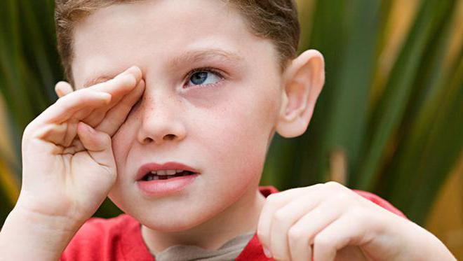 глазная мазь с антибиотиком от конъюнктивита