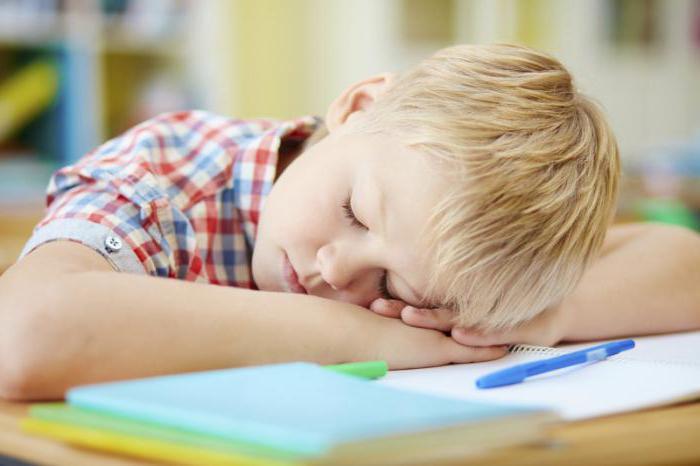 система здорового детского сна