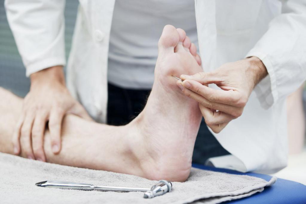 лечение полинейропатии нижних и верхних конечностей