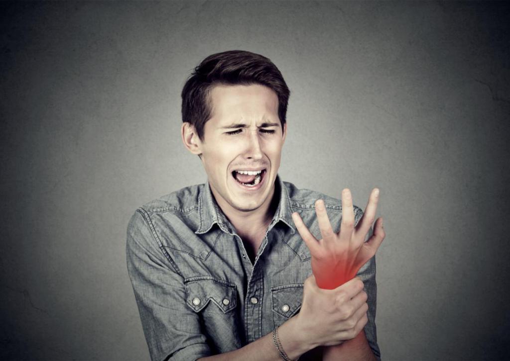 полинейропатия верхних и нижних конечностей симптомы