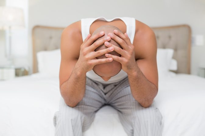 Аллергия на головке у мужчин