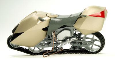 гусеница для кроссового мотоцикла