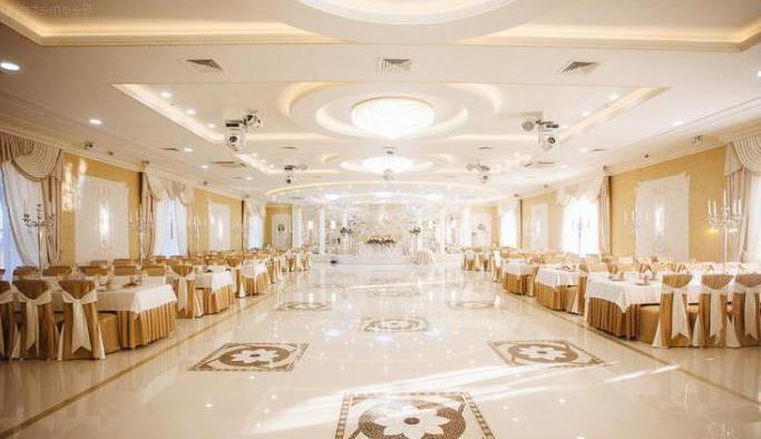 Националь банкетный зал Астрахань