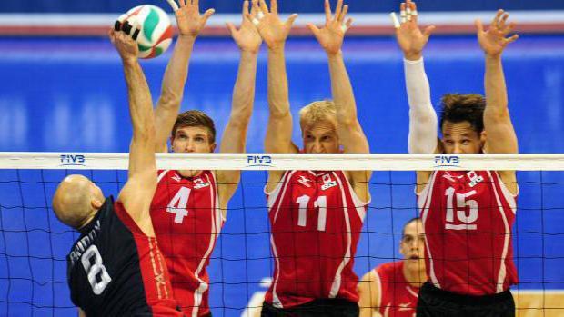 Расстановка в волейболе: правила игры