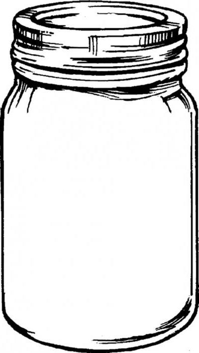 How To Draw Jar Step By Guide