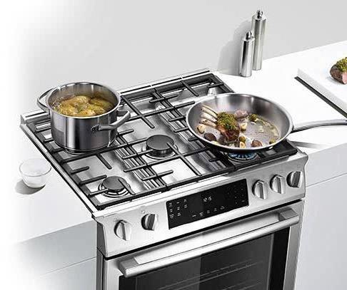 Bosch - Gas electric oven best choice cooking ...