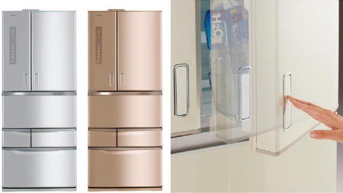 холодильник toshiba gr d62fr описание