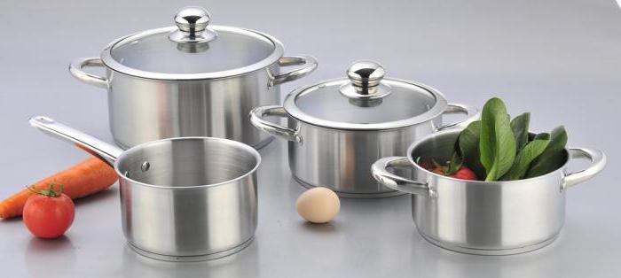 посуда для индукционной плиты обзор