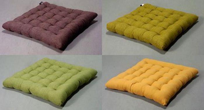 напольная подушка для детей
