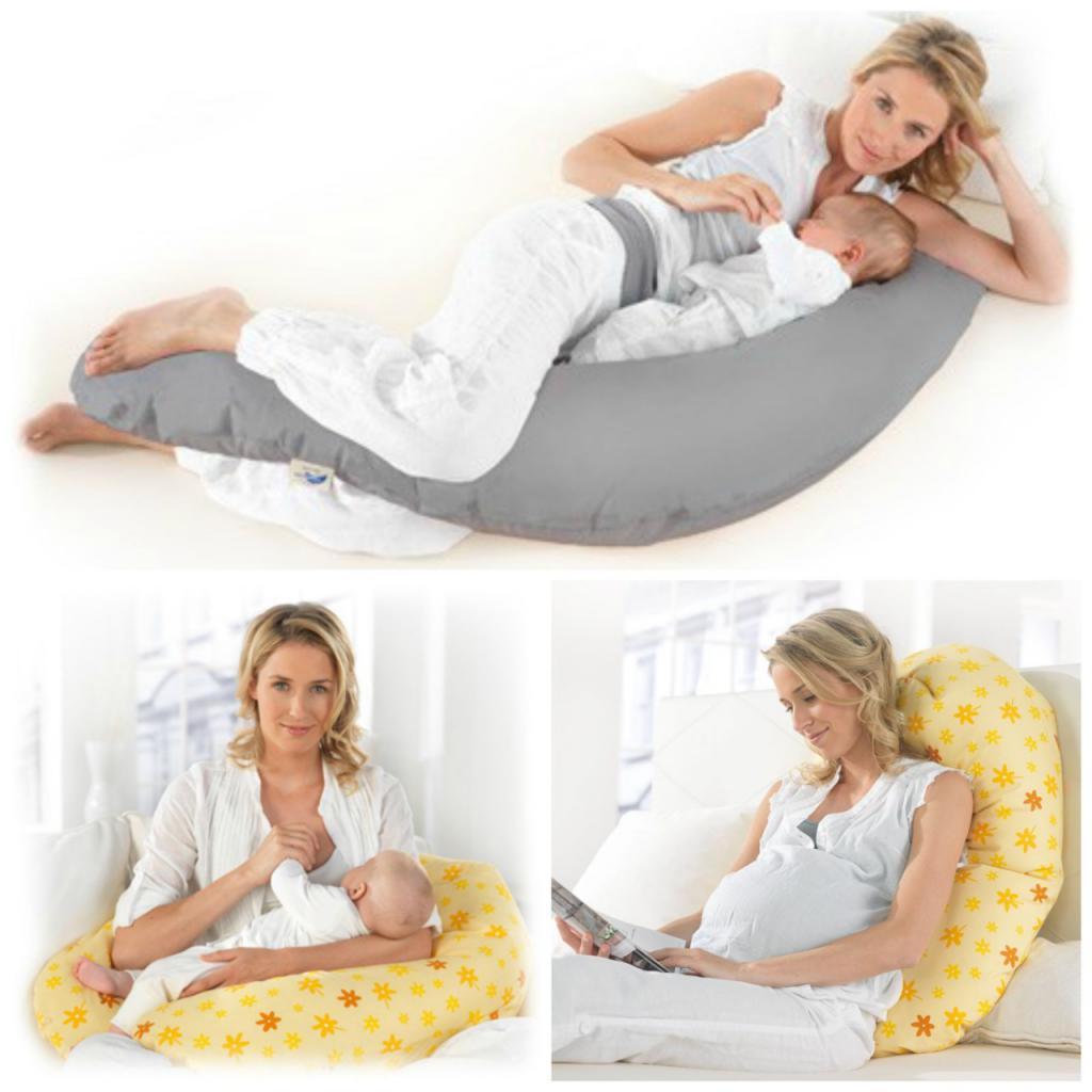 Подушка для кормления детей фото