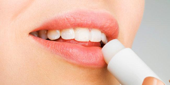 Цинковая мазь для губ