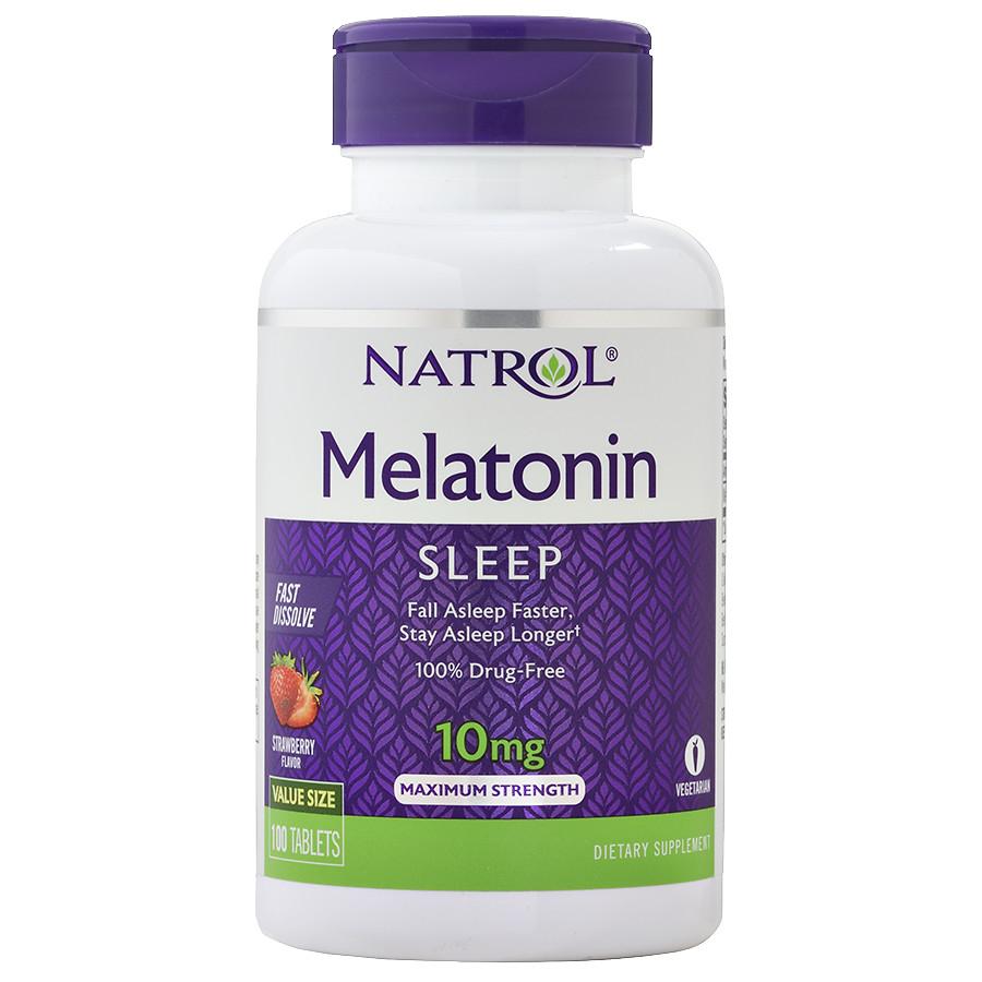 Мелатонин лекарство
