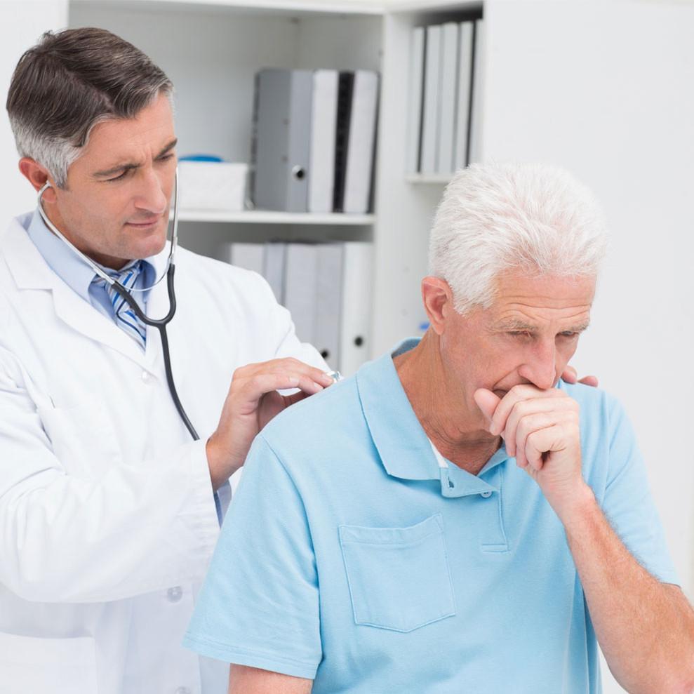 Симптомы при пневмонии