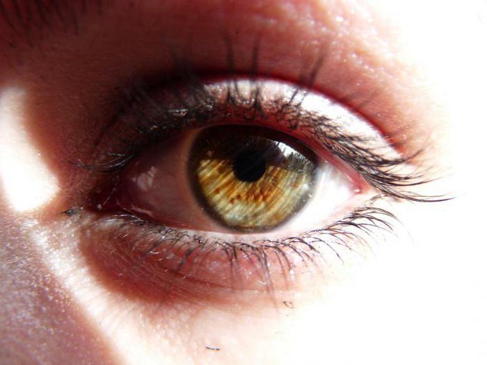 Народные средства от попадания грязи в глаза