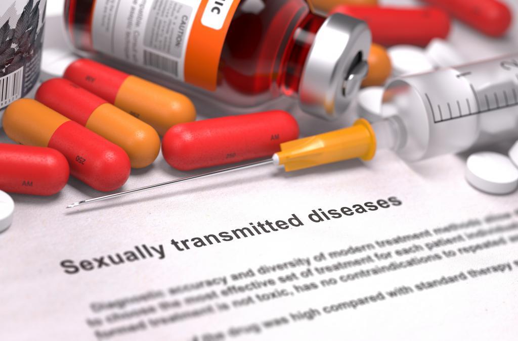 таблетки от инфекций передающиеся половым путем