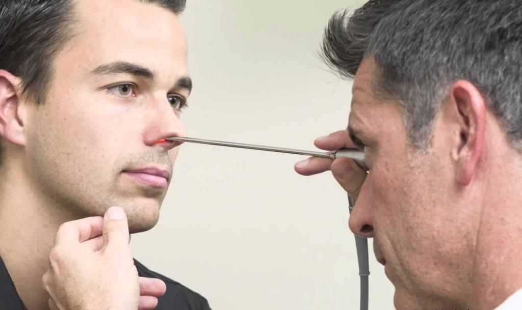 Нос не чувствует запахов: возможные причины, симптомы, проведение диагностики и лечение
