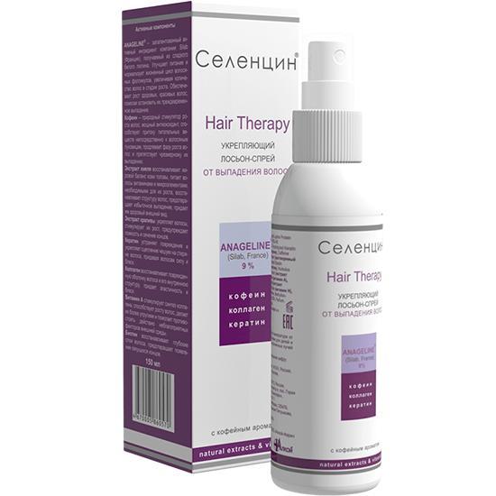 selencin hair loss spray reviews