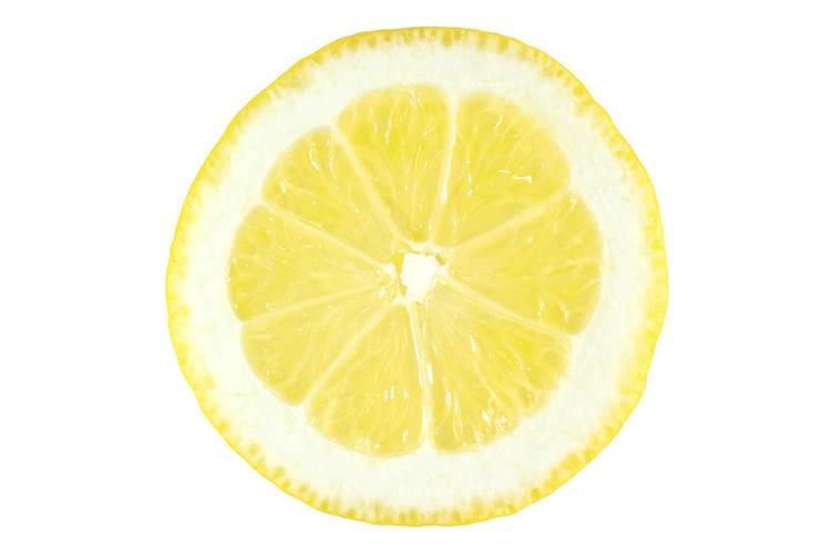 ем много лимонов