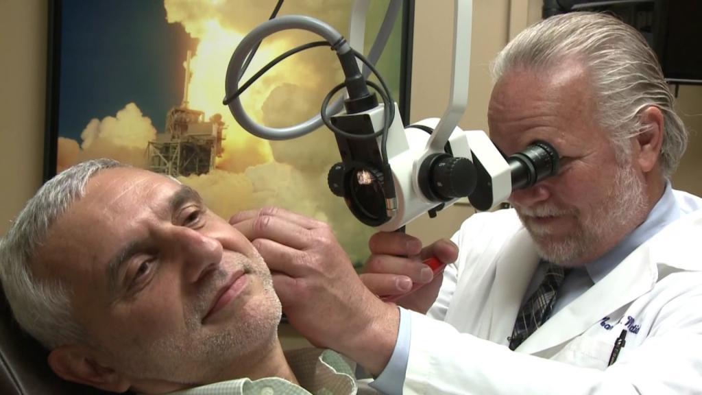 eardrum inflammation treatment