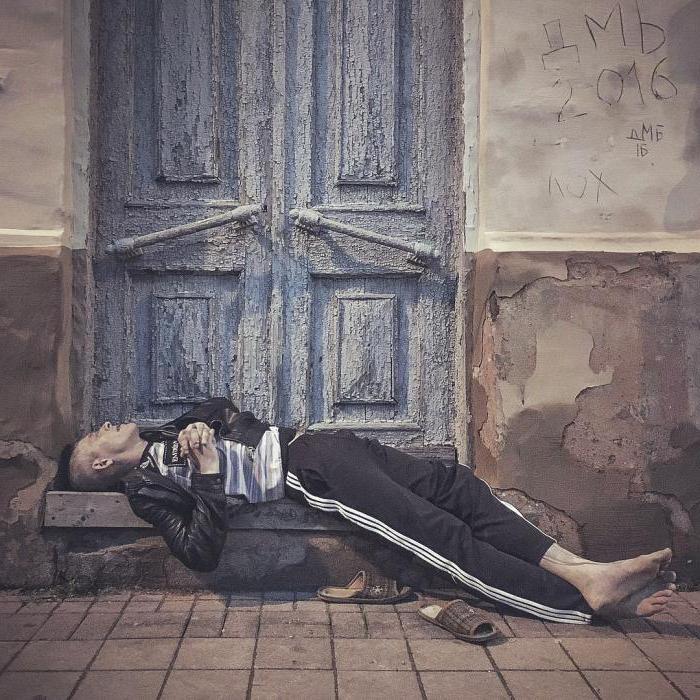 Марков Дмитрий: российские реалии на фотографиях