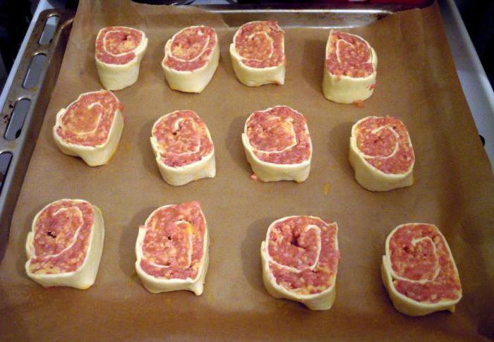 Штрудли с картофелем и мясом рецепт с фото пошагово