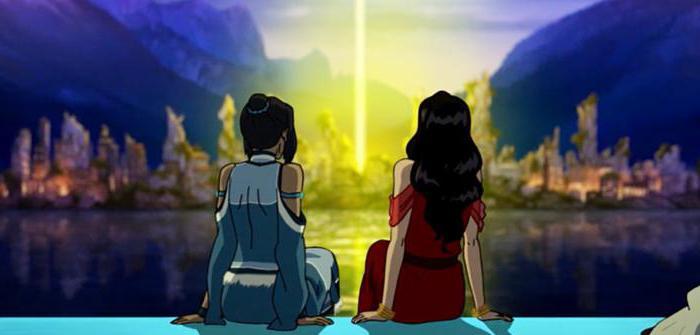 Сериал Аватар: Легенда об Аанге 3 сезон Avatar: The Last.