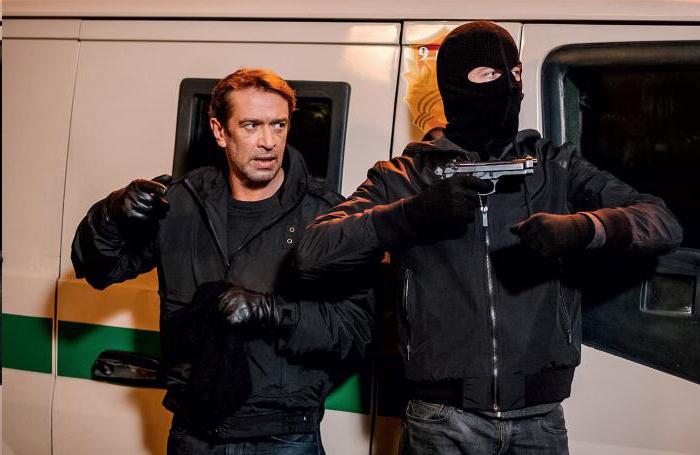 российские сериалы про полицию